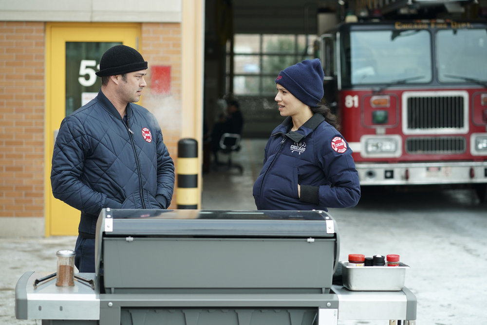 """Chicago Fire"" Looking for a Lifeline 