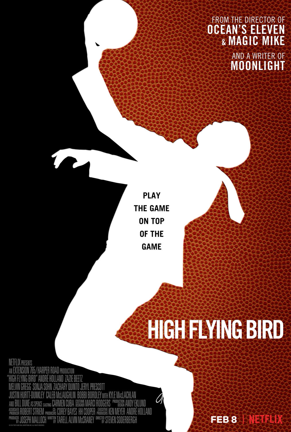 High Flying Bird (2019)  Technical Specifications