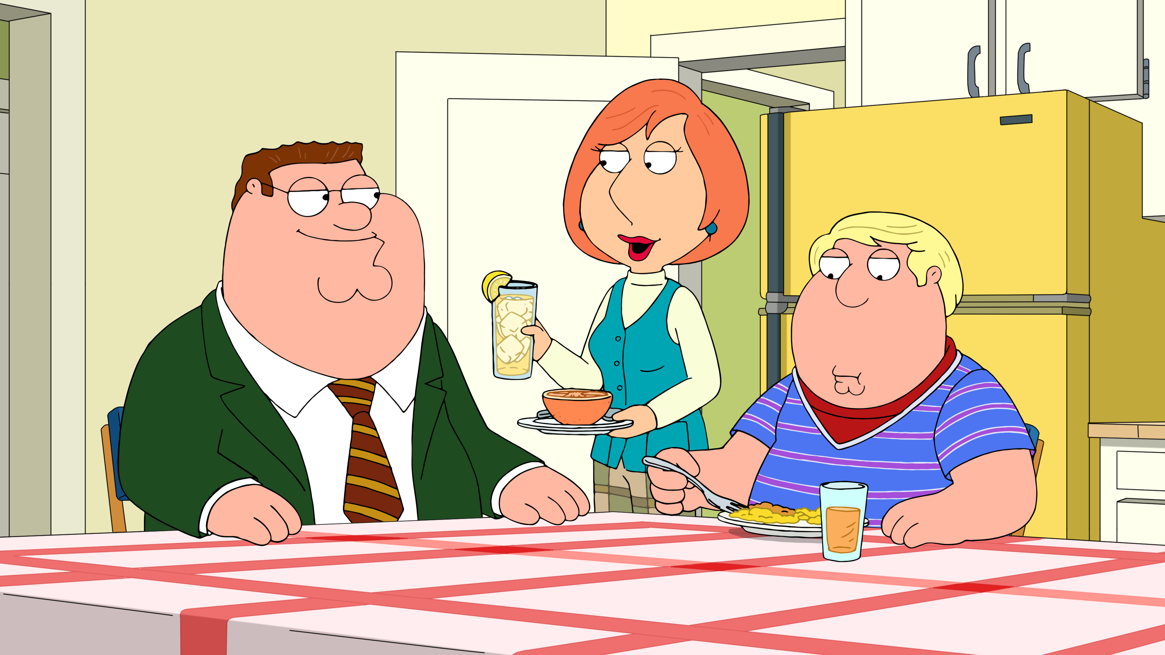 """Family Guy"" 'Family Guy' Through the Years"