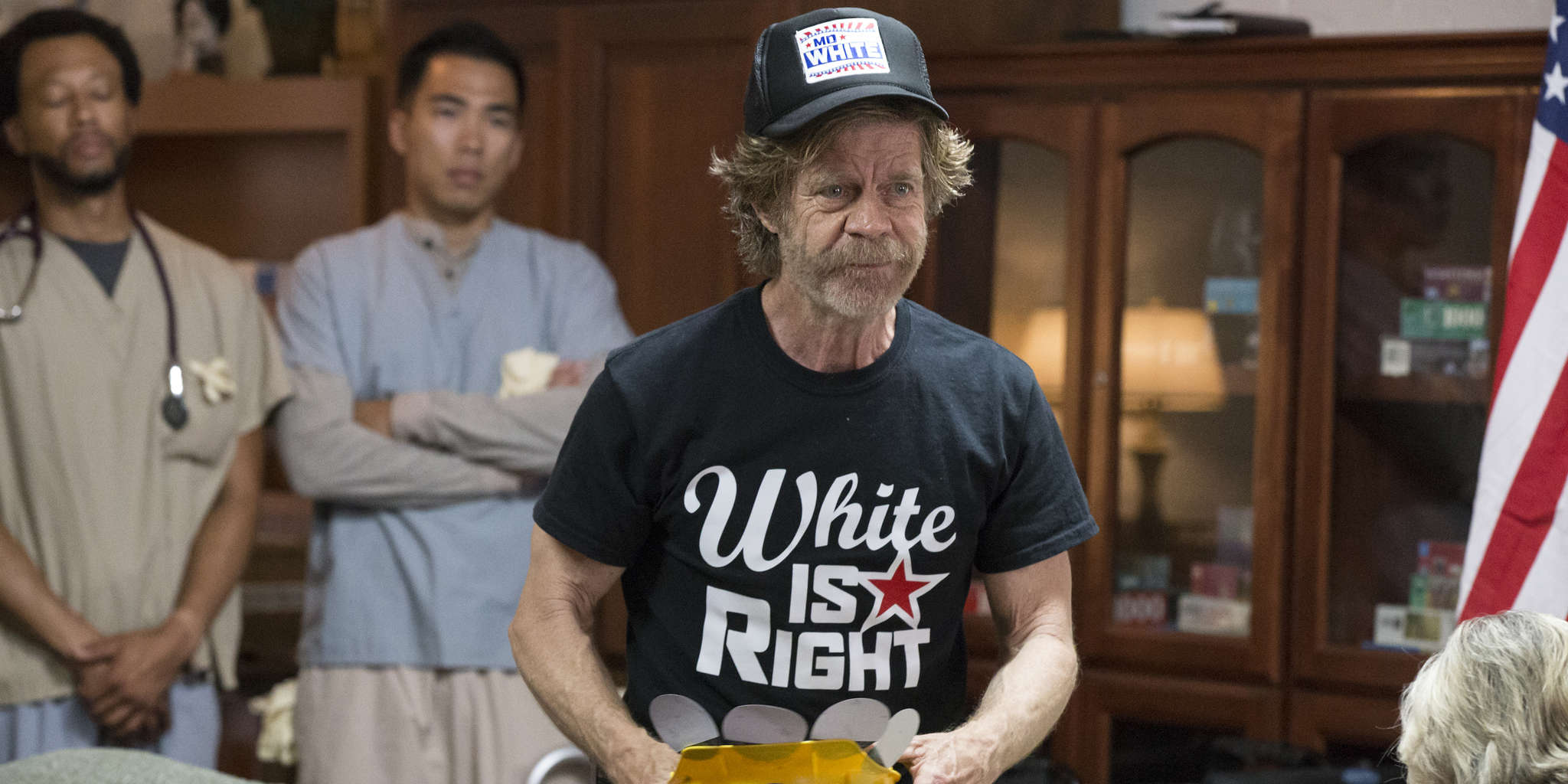 """Shameless"" Do Right, Vote White! 