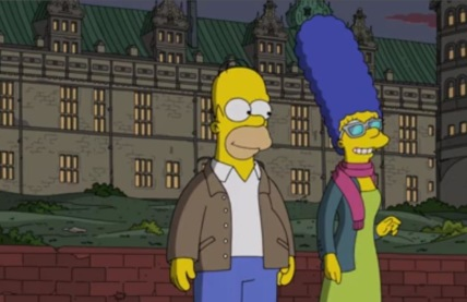 """The Simpsons"" Throw Grampa from the Dane Technical Specifications"