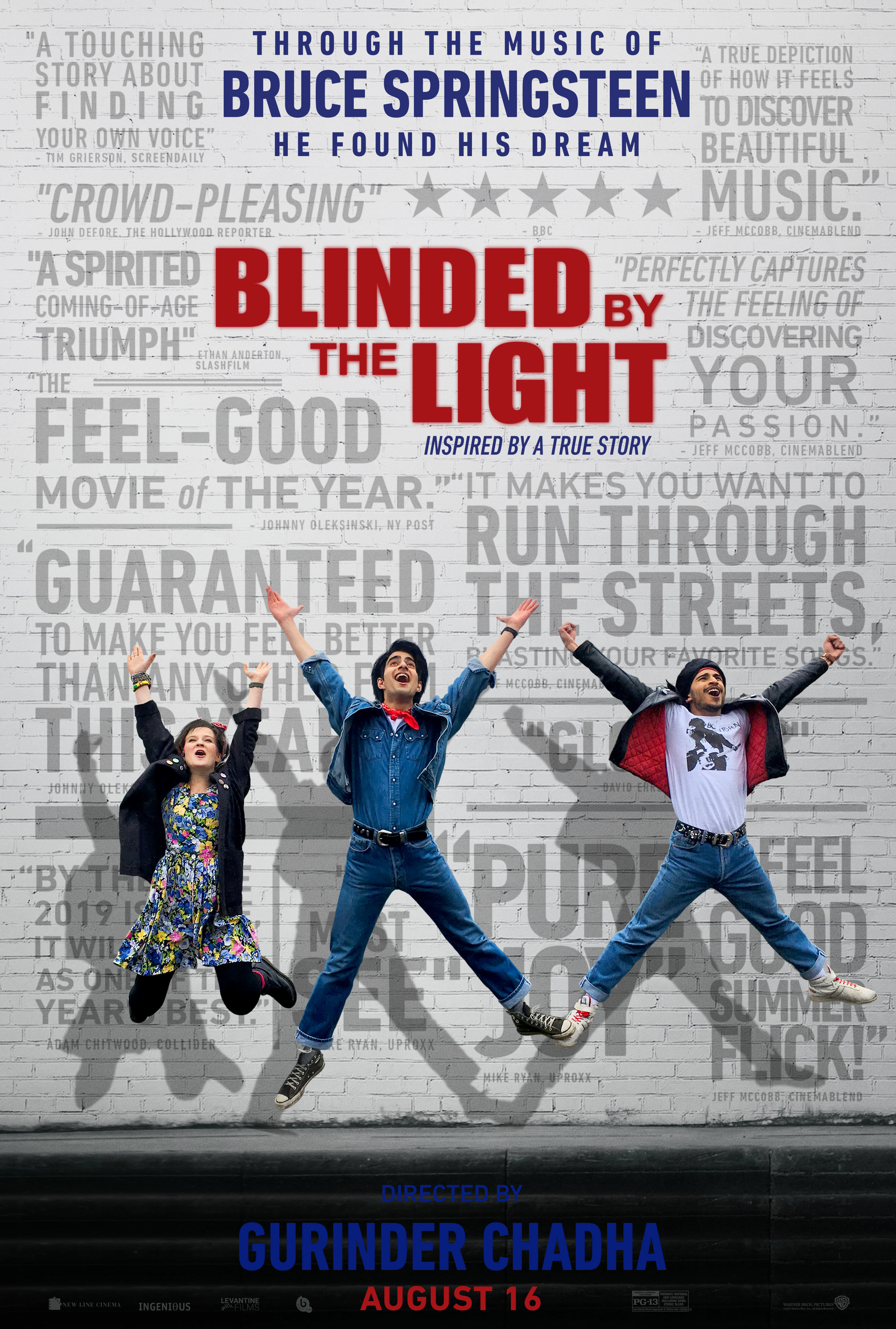 Blinded by the Light (2019)  Technical Specifications