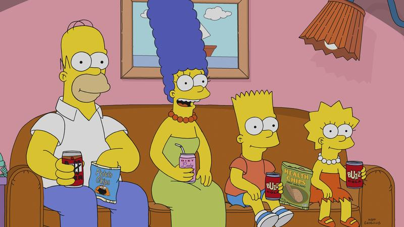 """The Simpsons"" Heartbreak Hotel"