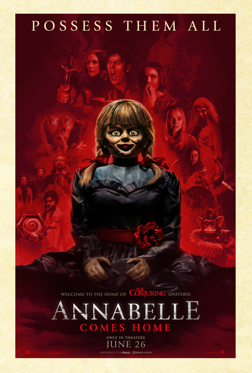 Annabelle Comes Home (2019)  Technical Specifications