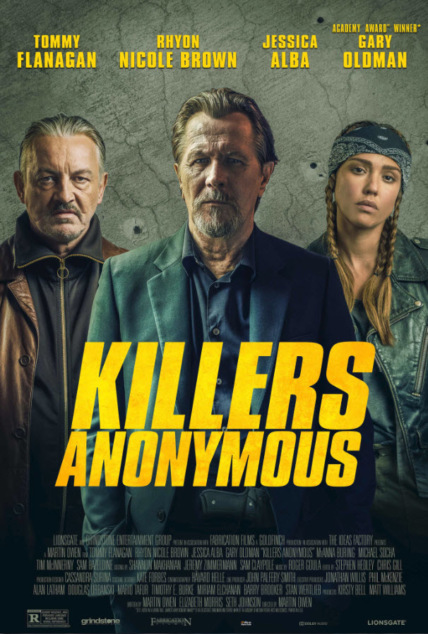 Killers Anonymous Technical Specifications