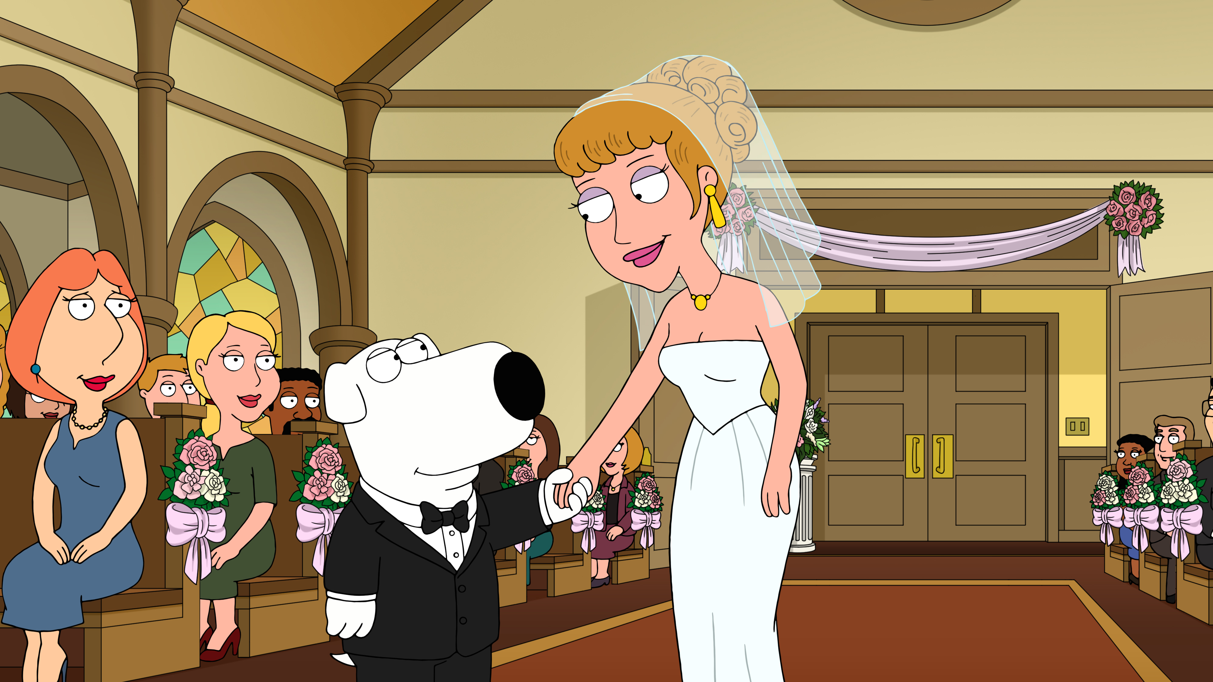 """Family Guy"" Married with Cancer"