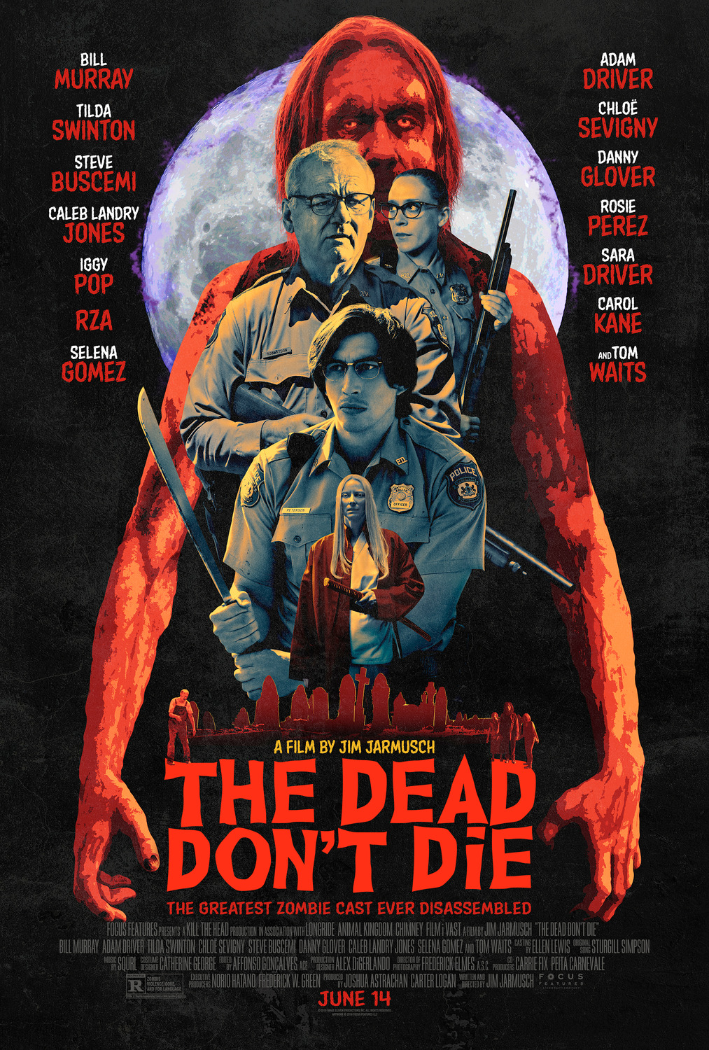 The Dead Don Technical Specifications