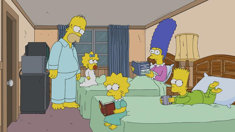 """The Simpsons"" 'Tis the 30th Season"