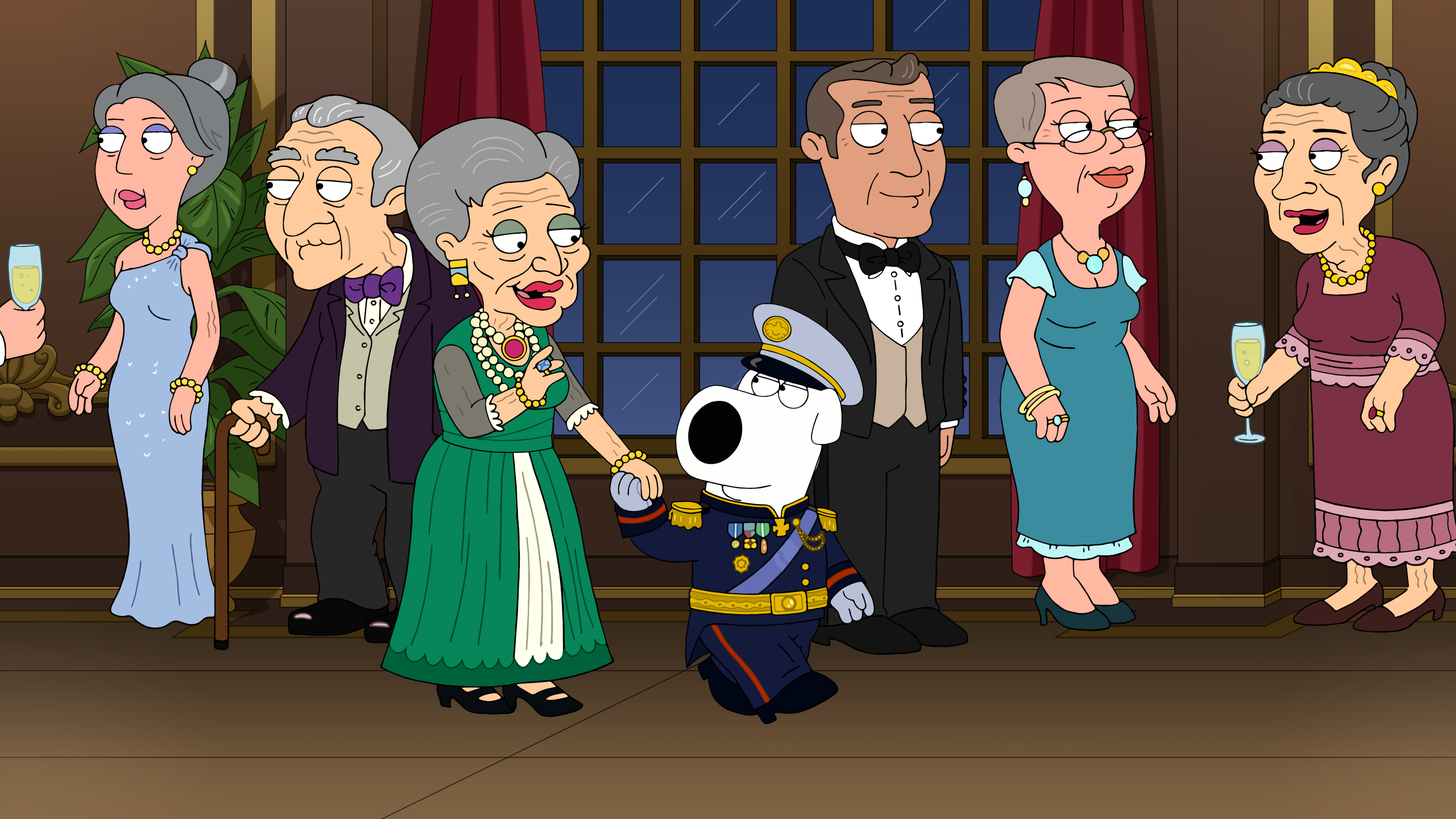 """Family Guy"" Con Heiress"