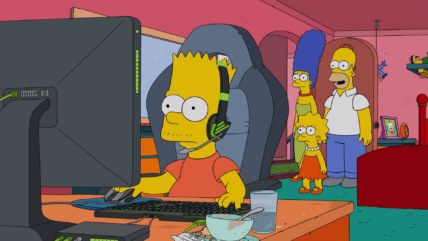 """The Simpsons"" E My Sports Technical Specifications"