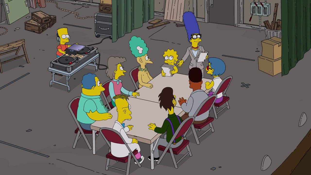 """The Simpsons"" I'm Just a Girl Who Can't Say D'oh"