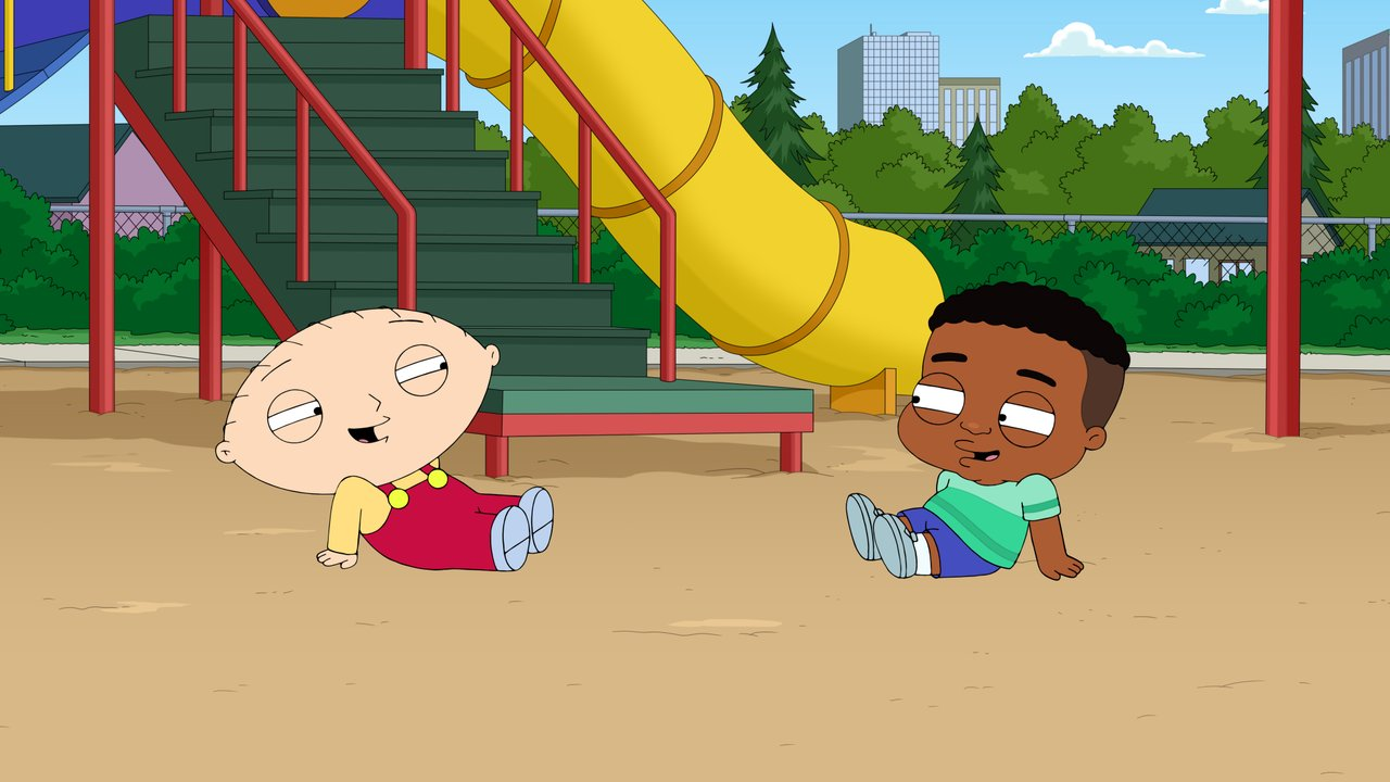 """Family Guy"" Pal Stewie"