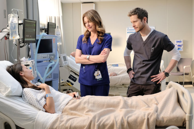 """The Resident"" Virtually Impossible 