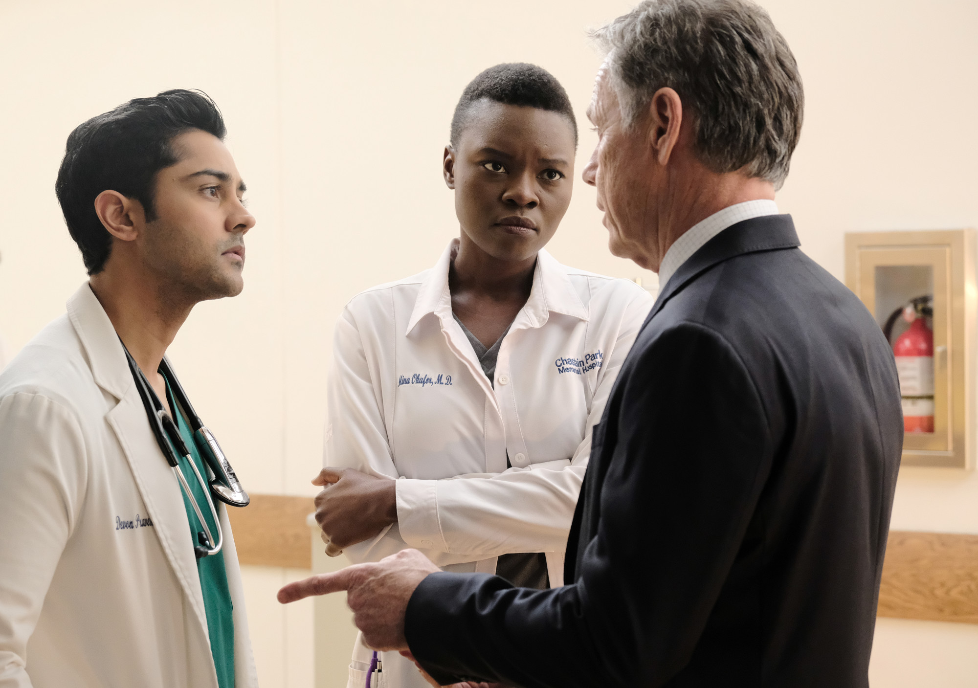 """The Resident"" If Not Now, When? 