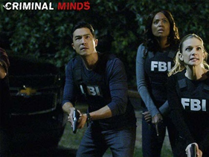 """Criminal Minds"" Night Lights Technical Specifications"